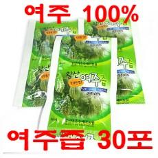 [왕산농원] [유기농인증] 왕산 여주즙 30포 (80ml)