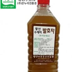 왕산농원|수세미 액기스 유기농 발효 (1.5L 2병, 무농약재배)