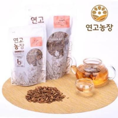 [연고농장]국내산 볶은 우슬차 50g/250g