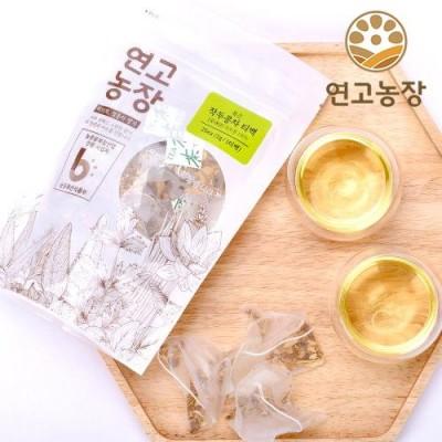 [연고농장]국내산 볶은 작두콩차 삼각티백
