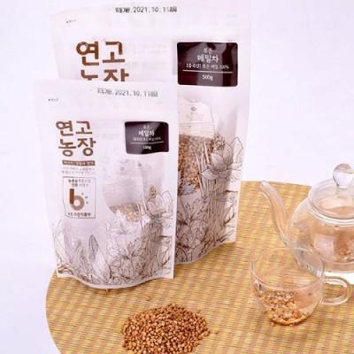 [연고농장]볶은 메밀차100g/500g