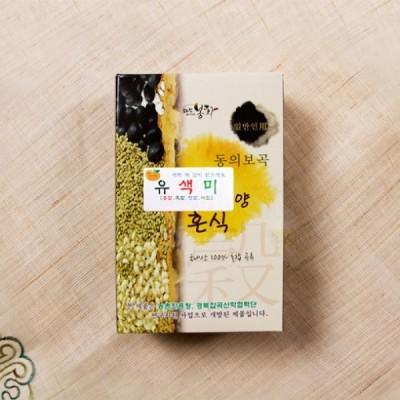 [건강밥상] 국내산 / 유색미 500g