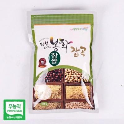 [봉화잡곡(봉양작목반)] [건강밥상] 친환경 찹쌀 500g