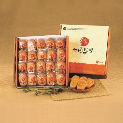 [류충현약용버섯] 하회탈빵