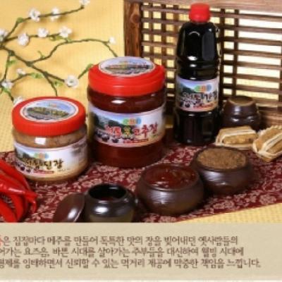 [동인식품] 은자골 전통 된장 1Kg