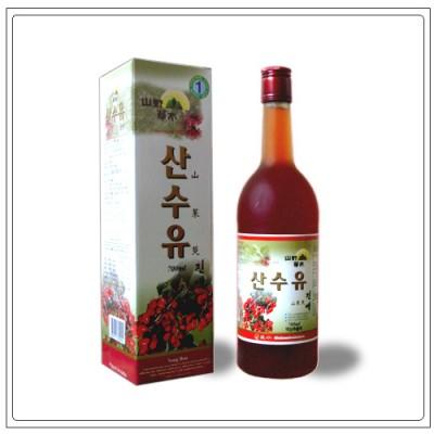 [(주)농본] [농본]산수유진액740ml(국산)