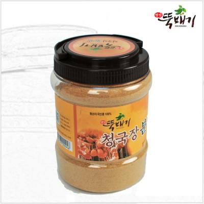 [뚝배기식품] 옛맛뚝배기 청국장 분말1kg