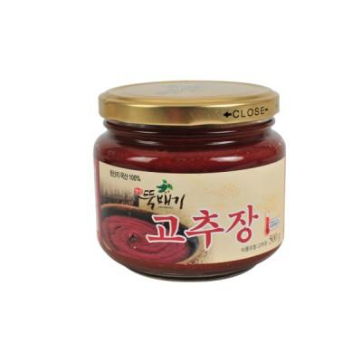 [뚝배기식품] 옛맛뚝배기 고추장500g