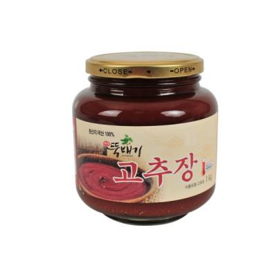 [뚝배기식품] 옛맛뚝배기 고추장1kg