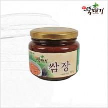 [뚝배기식품] 옛맛뚝배기 쌈장500g