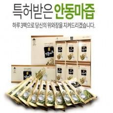 [안동마공식쇼핑몰] 특허받은 안동마즙 60포