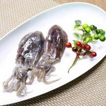 부드러운 선동 무늬오징어 1kg (16~24마리)