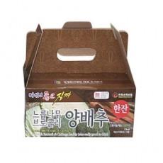 [농업회사법인 대성]  마시기좋은 진짜 느릅나무 브로콜리 양배추즙 (원액30포)
