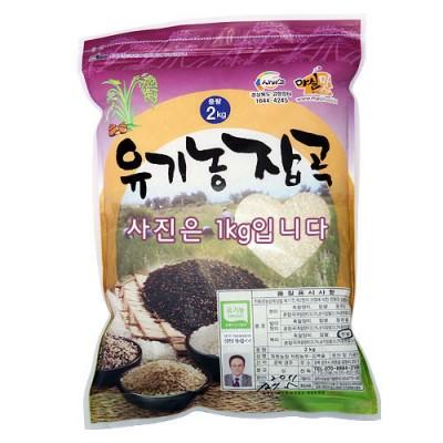 [동원농장] 유기농 동원백미 800g