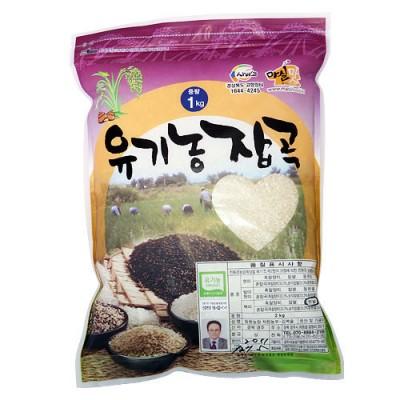[동원농장] 유기농 동원백미 1kg