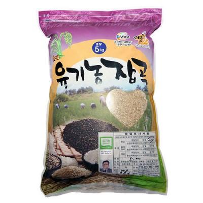 [동원농장] 유기농 동원현미 5kg
