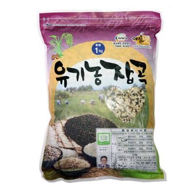 [동원농장] 유기농 혼합곡 1kg