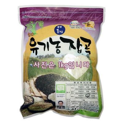 [동원농장] 유기농 찹쌀백미 800g