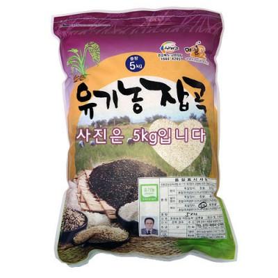 [동원농장] 유기농 찹쌀백미 10kg