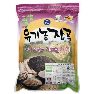 [동원농장] 유기농 찹쌀현미 1kg