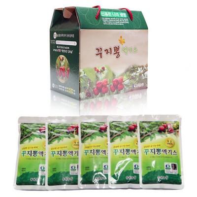 [동원농장] 유기농 꾸지뽕엑기스 A+A형(진액골드)(나무+열매+천연암반수) 1박스(30팩)