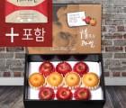 [봉화미담]사과배혼합세트 4kg 이상(사과6입, 배4입) 명절선물