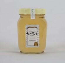[선비벌꿀 영농조합] 선비벌꿀아카시아꿀[100%국내산] 1.2kg