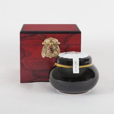 [선비벌꿀 영농조합] 선비벌꿀도자기 2호 선물세트 (100%국내산) 야생화꿀 800g