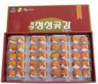 [옥성감영농조합법인] 정성곶감/ 반건시 5호/2.0kg(50g이상*40개)