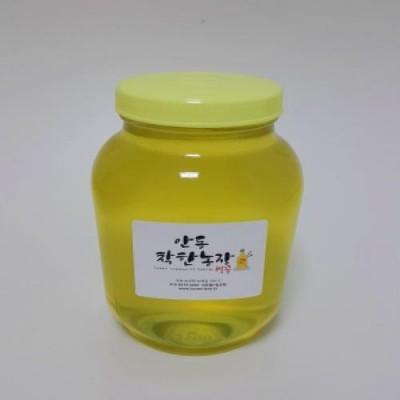 [안동착한농장] [안동착한벌꿀] 아카시아꿀 2400