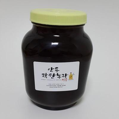 [안동착한농장] [안동착한벌꿀] 밤꿀 2400