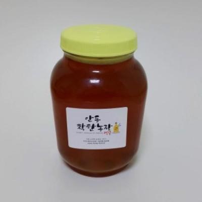 [안동착한농장] [안동착한벌꿀] 야생화꿀 2400