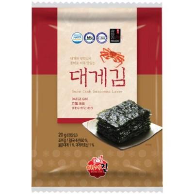 대게김 20g(전장김) 8봉