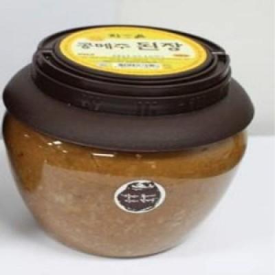 [(주)알알이푸드] [알알이푸드]장일품 콩메주 된장 2kg