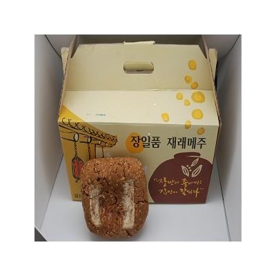 [(주)알알이푸드] [알알이푸드]장일품 재래메주 5kg