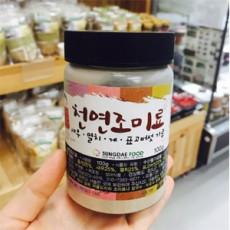 [성대식품] 천연조미료(게,새우,멸치가루,표고버섯) 100g