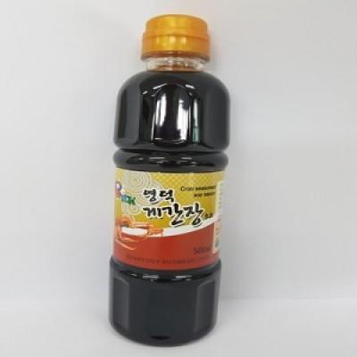 [영덕농수산 영어농조합법인] 영덕게간장 500ml