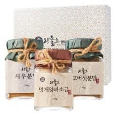 [왕돌초수산] 천연조미료세트