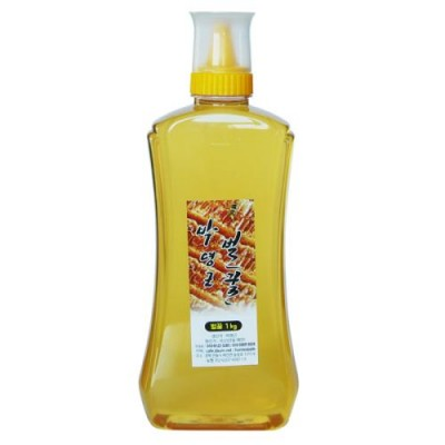 [박영근벌꿀] 아카시아꿀 1kg (수분홤량 17%내외 고농축 천연완숙벌꿀)