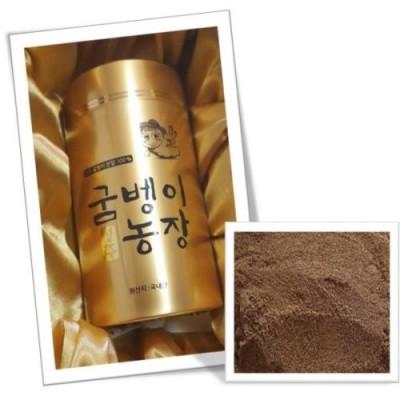 [성주 굼벵이 농장] 굼벵이가루 (100g)