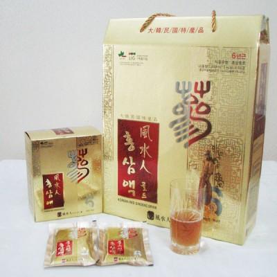 [순수홍삼액]풍수인홍삼액골드(100ml*60포)