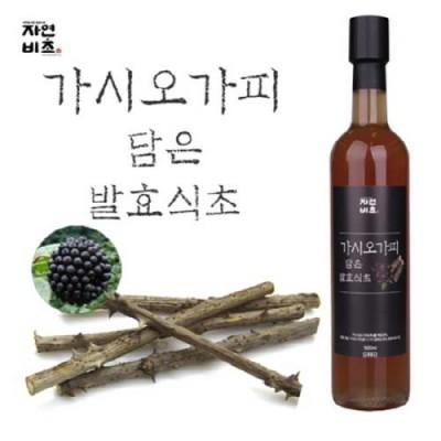 [농업회사법인(주)들산초] 자연비초/가시오가피 담은 발효식초/가시오가피식초