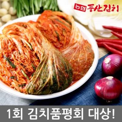 [서안동농협풍산김치공장] 포기김치5kg(일반형)
