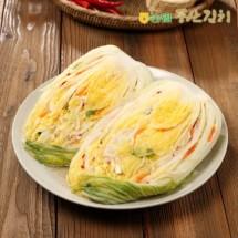[서안동농협풍산김치공장]백김치 2.5kg