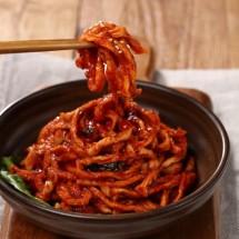 [서안동농협풍산김치공장]무말랭이김치 1kg