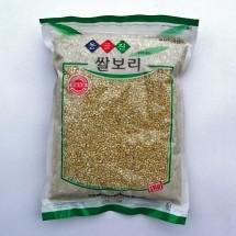 [예천농협 농산물유통사업소] 예천농협 옹골진 쌀보리쌀 1kg