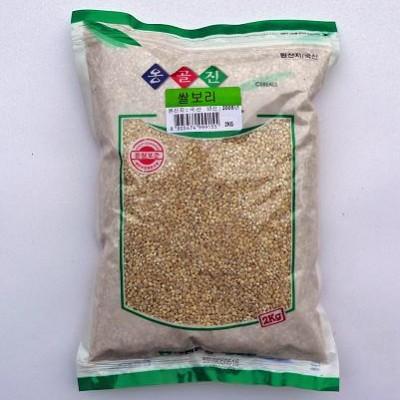 [예천농협 농산물유통사업소] 예천농협 옹골진 쌀보리쌀 2kg