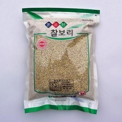 [예천농협 농산물유통사업소] 예천농협 옹골진 찰보리쌀 4kg