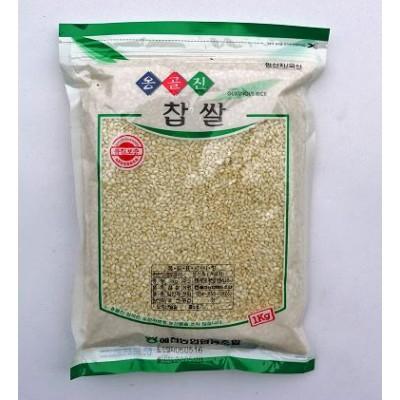[예천농협 농산물유통사업소] 예천농협 옹골진 찹쌀(일반) 1kg