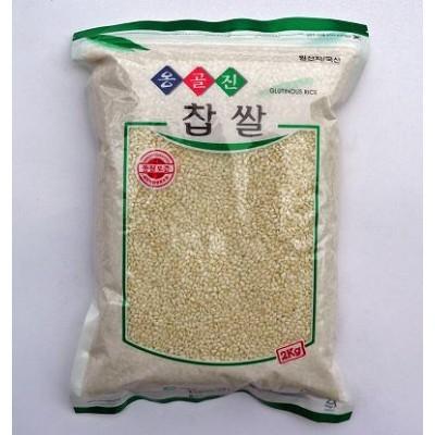 [예천농협 농산물유통사업소] 예천농협 옹골진 찹쌀(일반) 2kg